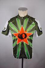 Pearl Izumi Radtrikot cycling jersey Trikot Bike Gr. M braun Medium B06