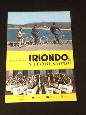 CIL IRIONDO BICICLETA CYCLE VELO - CICLISMO CYCLISME - CATALOGUE CATALOGO