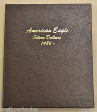 American Silver Eagle Dansco Album #7181 - 1986 to 2021 (25% Off Retail)*