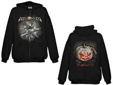 Helloween - 7 Sinners-con cappuccio giacca Hooded Zipper-taglia size XL-NUOVO