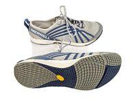 Merrell Road Glove Dash II Womens US 9.5 EUR 40.5 Gray/Blue Running Shoes J58090