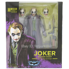 S.H.Figuarts SHF DC Comics Batman The Dark Knight Joker Figure 15cm NIB 09