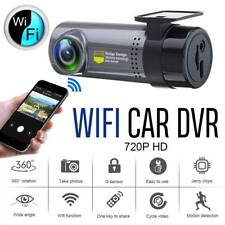 Wifi Car Hidden Camera HD 720 P DVR Night Vision Car Dash Cam Recorder Camcorder