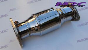 "MRC Venom 3"" High flow Stainless cat Skyline R32 R33 R34 Silvia  S13 S14 S15"