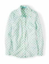 Boden Hip Length Cotton Regular Size Tops & Shirts for Women