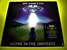 JEFF LYNNE'S ELO - ALONE IN THE UNIVERSE | LTD DELUXE DIGIPACK EDITION | OVP