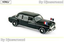 """Renault Frégate Limousine de 1957 """"Charles de Gaulle"""" NOREV - NO 519168 Ech 1/43"""