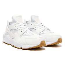 Nike Air Huarache Run PA Ostrich Mesh White Gum Supreme 8 7 Infared Retro