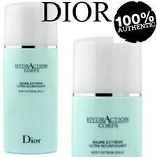 100% AUTHENTIC HUGE 200ml DIOR HYDRACTION CORPS BODY EXTREME BALM DISCONTINUED
