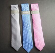 MICHAEL KORS Men's Classic Silk Neck Tie NEW NWT $69.50