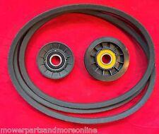 Transmission Drive Belt & Pulley's - John Deere GX20006, GX20286, GX20287