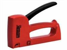RAPID R53 Ergonomic Staple Gun :Tacker : Stapler General Purpose DIY - NEW