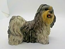 Original By Castagna 1988 Dog Figurine Made In Italy Old English Sheepdog