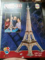 Wrebbit 3d puzzle Eiffel Tower Puzz 3D 819 Pieces