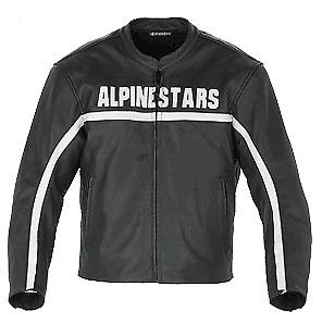 New Men's Alpinestars Barcelona Textile Motorcycle Jacket ~ Black ~XL~ 330087
