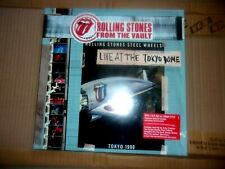 Rolling Stones From The Vault Live At The Tokyo Dome 1990 - RARE 4-LP + DVD, New