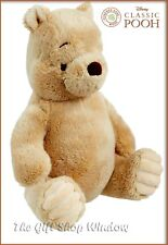 Classic Winnie the Pooh Peluche Ours Jouet Hundred Acre Wood/Disney Superbe Cadeau 0+