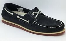 Timberland Men's CLS2l Navy Boat Shoes UK 9.5 *