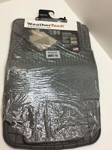 WeatherTech W34GR Floor Mats All Weather