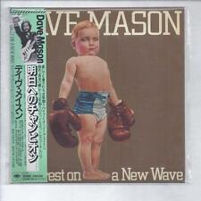 Dave Mason Old crest on a new wave Sony Japan mini LP CD SICP 2654 TRAFFIC NEW