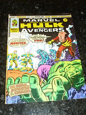 Mighty World of MARVEL Starring the INCREDIBLE HULK - No 211 - Date 13/10/1976