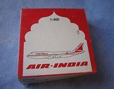 X036 SCHABAK BOEING 747-400 AIR INDIA 1/500 821/108 EN BOITE
