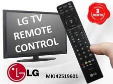 GENUINE LG TV REMOTE CONTROL MKJ42519601 MKJ42519619 MKJ42519615 AKB74115502