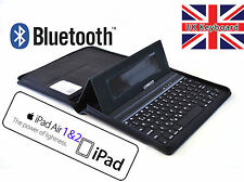 Kensington KeyFolio Premium Case iPad Air 2 Bluetooth Keyboard UK Layout K9007UK
