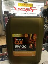 Triple QX 5w30 Fully Synthetic (For Ford applications) Engine Oil (20 Litre)