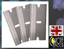 3x Fimo Canes Blades, Nail Art, Single Sided Razor. DIY, Hobby, Arts & Crafts UK