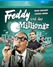 Freddy und der Millionär - Heinz Erhardt & Freddy Quinn - Filmjuwelen BLU-RAY
