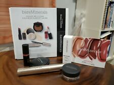 BareMinerals Color Me Clean Five Piece Lip Eye and Face collection