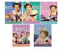 Hazel Complete Series Seasons 1-5 (DVD, 20-Disc Box Set) New Sealed US Seller