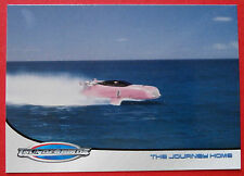 THUNDERBIRDS (The 2004 Movie) - Card#32 - The Journey Home - Cards Inc 2004