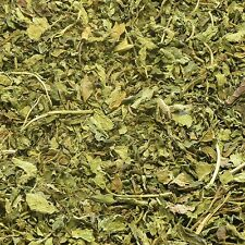 LEMON BALM LEAF Melissa officinalis DRIED HERB, Whole Natural Herbs 50g