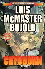 Lois McMaster Bujold, Cryoburn, Vorkosigan Saga 13, HC 1st Edition 1st Print VF