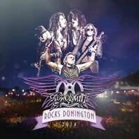 Aerosmith - Rocks Donnington 2014 Neuf DVD + CD Ensemble