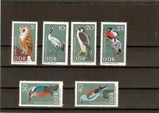 Briefmarken---DDR---1967-----Postfrisch----Mi 1272 - 1277----