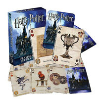 Limited Edition Harry Potter Castle Cards Desk Poker Playing Cards Board Game