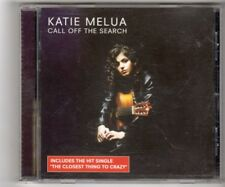 (HO521) Katie Melua, Call Off The Search - 2003 CD