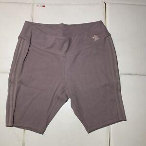 Adidas Biker Women's Shorts Sz 3XL $60 GM6674 Tracer Brown