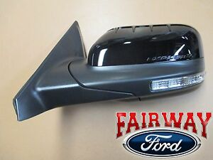11 thru 15 Explorer OEM Ford LH Driver Power Heated Turn Signal Puddle Lamp NEW