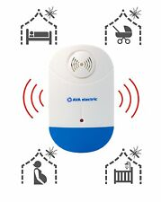 Ultrasonic Pest Control Repellent with Led Light