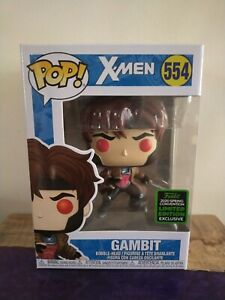 X-Men Gambit #554 ECCC 2020 Exclusive - Funko Pop! Vinyl