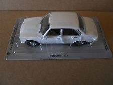 Legendary Cars PEUGEOT 504 BIANCA WHITE Die Cast 1:43 [MV28]