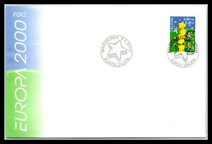 GP GOLDPATH: ALAND COVER 2000 FIRST DAY COVER _CV681_P09