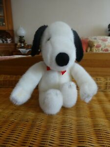 """Snoopy Soft Toy (I think he's missing Woodstock)?? 12"""""""