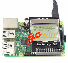 Pcd5844 Pixels matrix lcd Nokia 5110 84*48 Mini Lcd Display Raspberry Pi B+ B