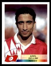 Panini France 98 (Danone) – Tunisia Adel Sellimi