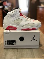 2020 Nike Air Jordan Retro 6 'Hare' Size 13 CT8529-062